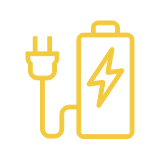battery energy storage-icon