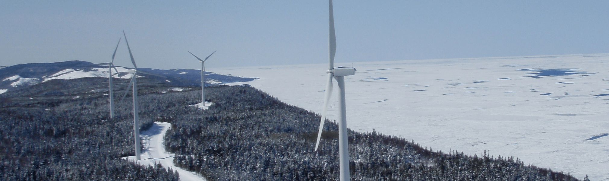 Anse-à-Valleau wind farm
